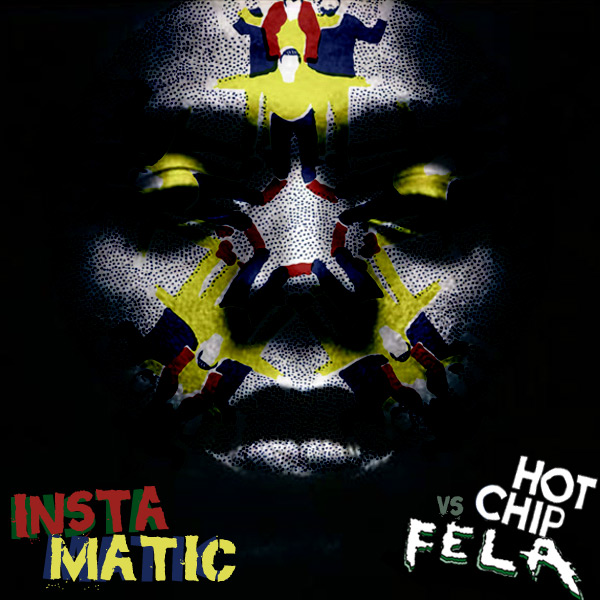 Quickie #1: Fela Down The Chippy (Swears He's Hot) - Fela Kuti vs Hot Chip felachippy
