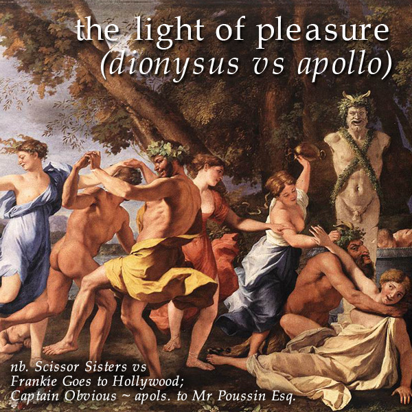 Captain Obvious - The Light of Pleasure (Scissor Sisters vs FGTH) lightofpleasure