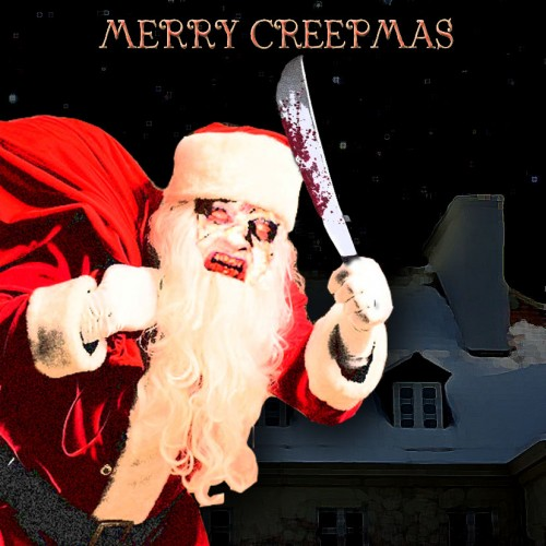 DJNoNo - BlackMas Dub (Poly Styrene vs Stenchman vs Invader Zim) MERRY CREEPMAS Cover