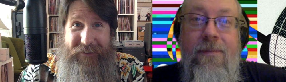 Pimpdaddysupreme PDSMix Masters of mash interview screenshot with Instamatic