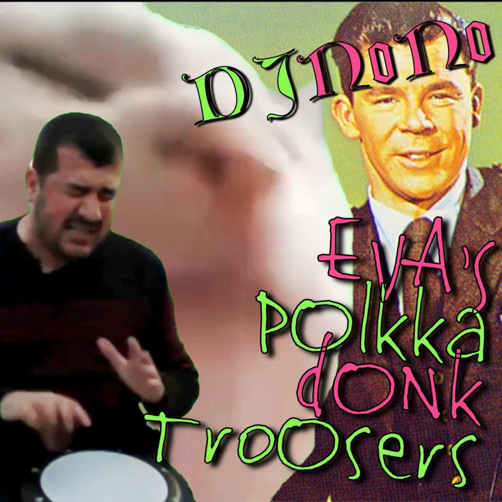 Eva's Polkka Donk Troosers (Bilal Göregen vs Donald Where's Your Troosers vs Donk)  cover cats vibing ievvan polkka polka accordion sean kelly mashup bastard pop blend