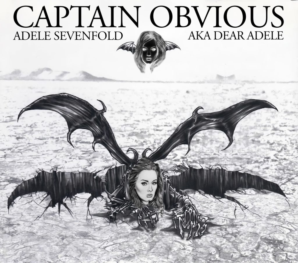 Captain Obvious Adele Sevenfold (Dear Adele) (Adele vs Avenged Sevenfold) mashup bootleg bastard pop diva country metal